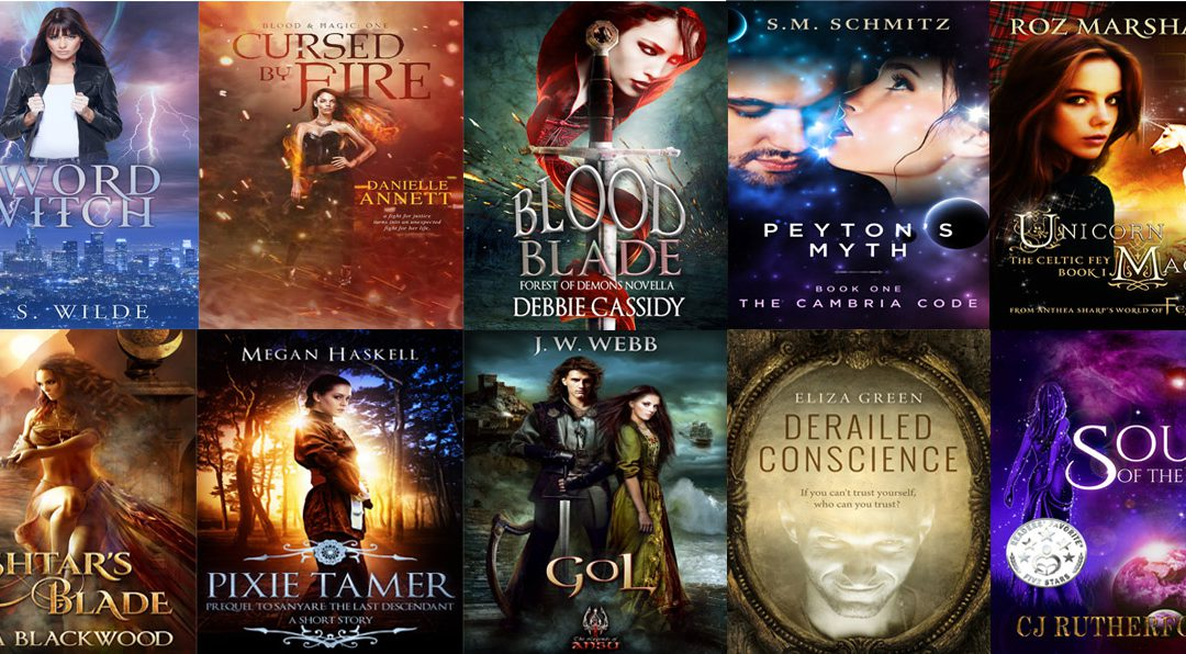 The Bloody Big Giveaway Plus New Books!